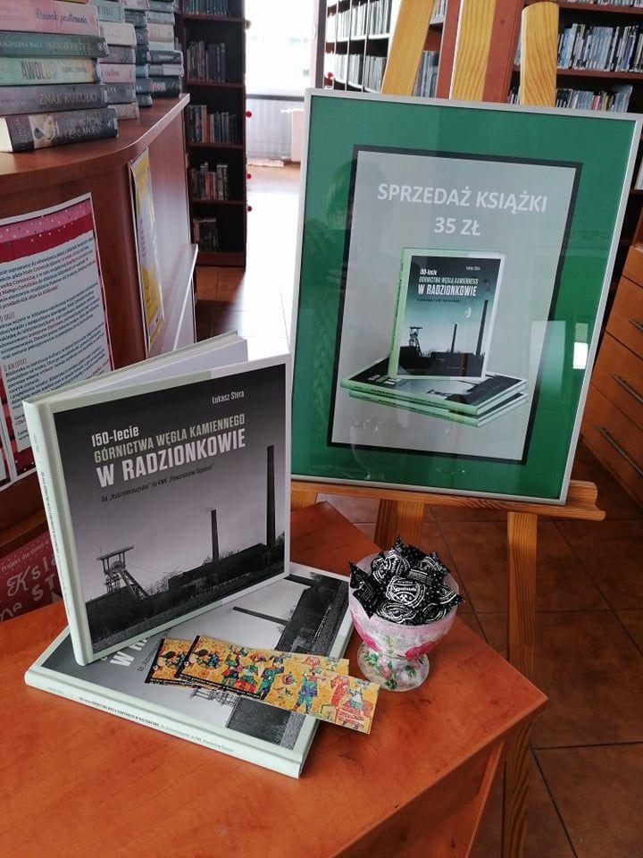 """książka """"150-lecie Górnictwa Węgla Kamiennego w Radzionkowie"""""""